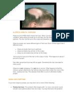 Alopecia Areata Guardiario