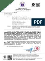 OUA Utilization of FUNDS TB