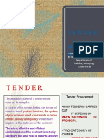 LECTURE 3 TENDER DOCUMENT.ppt