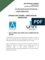DD2865 CASO PRACTICO