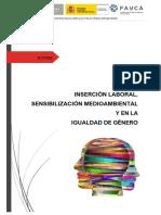 Manual inserción laboral, medioambiental e igualdad