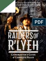 Raiders of R'lyeh Core