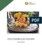 Cocina de Vanguardia final