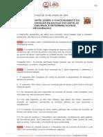 13 LEI MUNICIPAL 5507-03 - FUNCIONAMENTO CONSELHO ESCEOLA.pdf