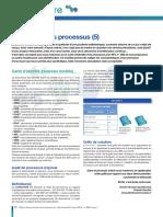 Evaluation des processus 5