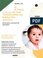 Manual do desfralde - Gabriela Vieira