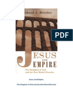 Jesus and Empire