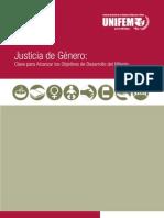 Informe Justicia de Género Mdgbrief-esp
