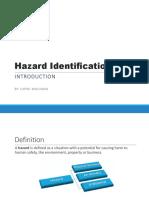 HAZID - Introduction