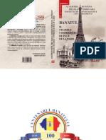 Banatul si conferinta de pace de la Paris