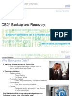 2.5 - DB2 Backup and Recovery