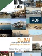Guía de viaje a Dubai