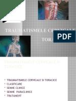 curs 6 traumatismele cervicale si toracice