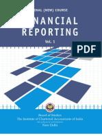 Financial Reporting Vol. - 1