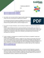 Fundamentos de Marketing - Prueba 3er Corte Mayo 12