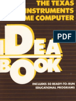 The Texas Instruments Home Computer Idea Book