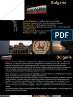 Fiche Pays Bulgarie