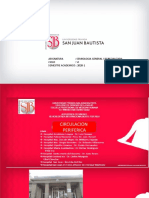 CLASE 6 - Dr. Caballero