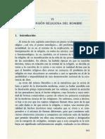 Martín Velasco C VI (A) - Dimensión religiosa (1)