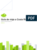 Guía de viaje a Costa Rica