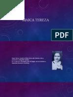 Maica Tereza - Prezentare