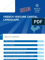 White Star Capital 2019 French Venture Capital Landscape Report