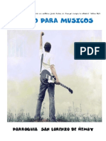 TEMA 1 _El Musico a Expensas Del Amor de Dios