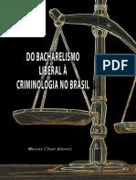 ALVAREZ, Marcos - Do bacharelismo liberal à criminologia