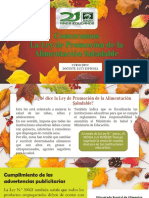 ALIMENTACION SALUDABLE DPCC 3° 1.10.20