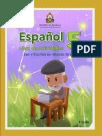 Libro de  Actividades, 5to. Grado.pdf
