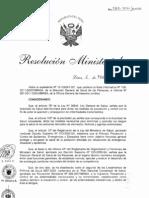 RM087-2011-MINSA-APRUEBAN GUIA PRACTICA CLINICA PARA LA ATENCION DE CASOS DE DENGUE