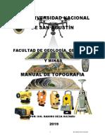 Manual de Topografía