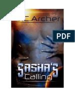 Sasha's Calling (Erotic sicence fiction romance excerpt)