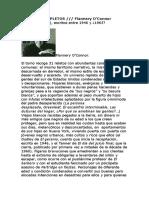 ARTICULO-CUENTOS COMPLETO- Flannery O'Connor