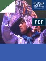 El Potro Azul, vestigios de una insurrección coreográfica