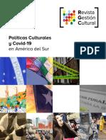 revista gestión cultural 2020