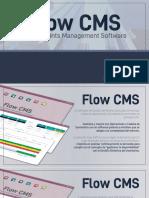 Brochure FLOW CMS v2019 Español