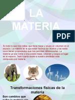 lA MATERIA (1)