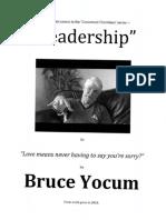 Bruce Yocum