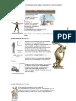 9. SOCIEDAD CLASICA - ARTE GRIEGO Y ARTE ROMANO