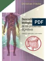 Descodificación biológica de los problemas digestivos - Christian Fléche