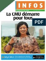 CMU INFOS Newsletter - juin 2019