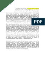 UNIDAD 1. - ANTECEDENTES NIC - NIIF EN COLOMBIA