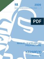 YZF 250 2009.pdf