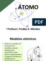 eL Atomo- teoria atomica y tipos de atomos