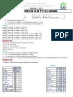 Corrigé TD TP 10 ASD - Les pointeurs (1)