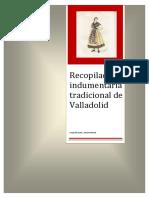 Indumentaria Tradicional Valladolid Abril 2016-2
