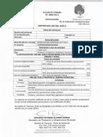 CERTIFICADO HUERTAS COMUNITARIAS