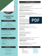 CV Jacqueline Vélez