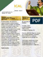 HOJA DOMINICAL -  Domingo 25 de Octubre.pdf